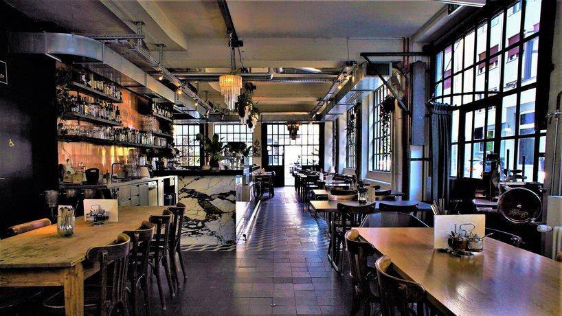 Restaurant innen Eingang