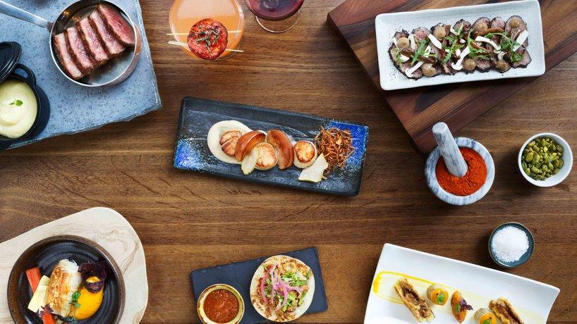 Un vue de nos petites assiettes, plongez au coeur du concept Eat Me !