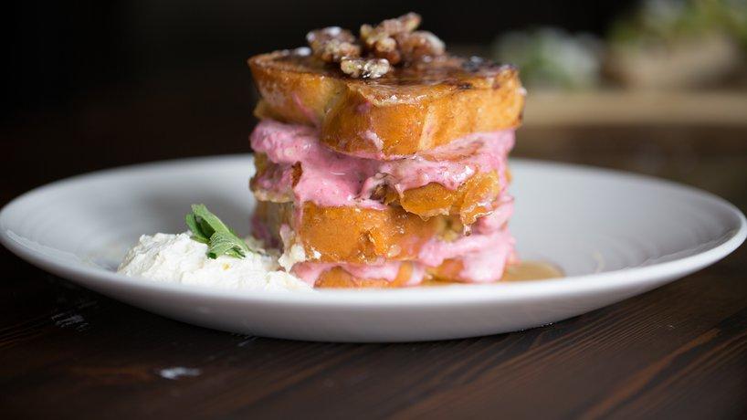 Brunch Cheesecake