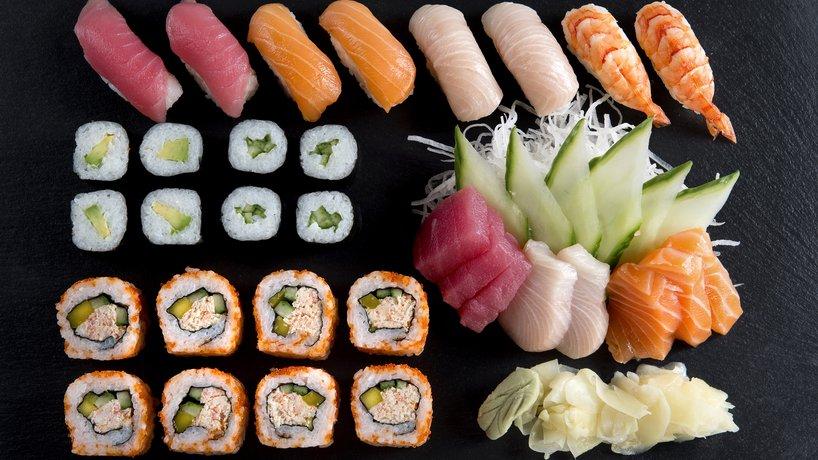 Sushi Box Family