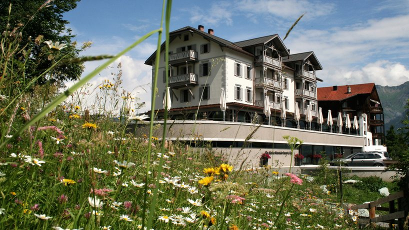 Romantik Hotel 4* The Alpina Mountain Resort & Spa