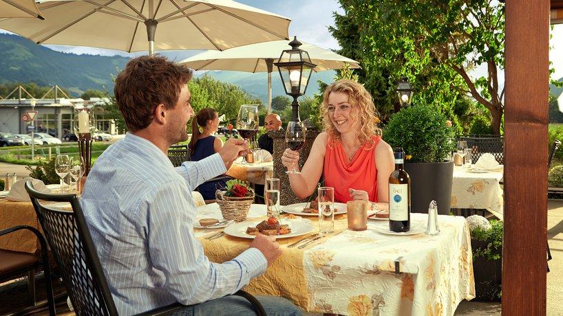 SALZANO Restaurant - Terrasse