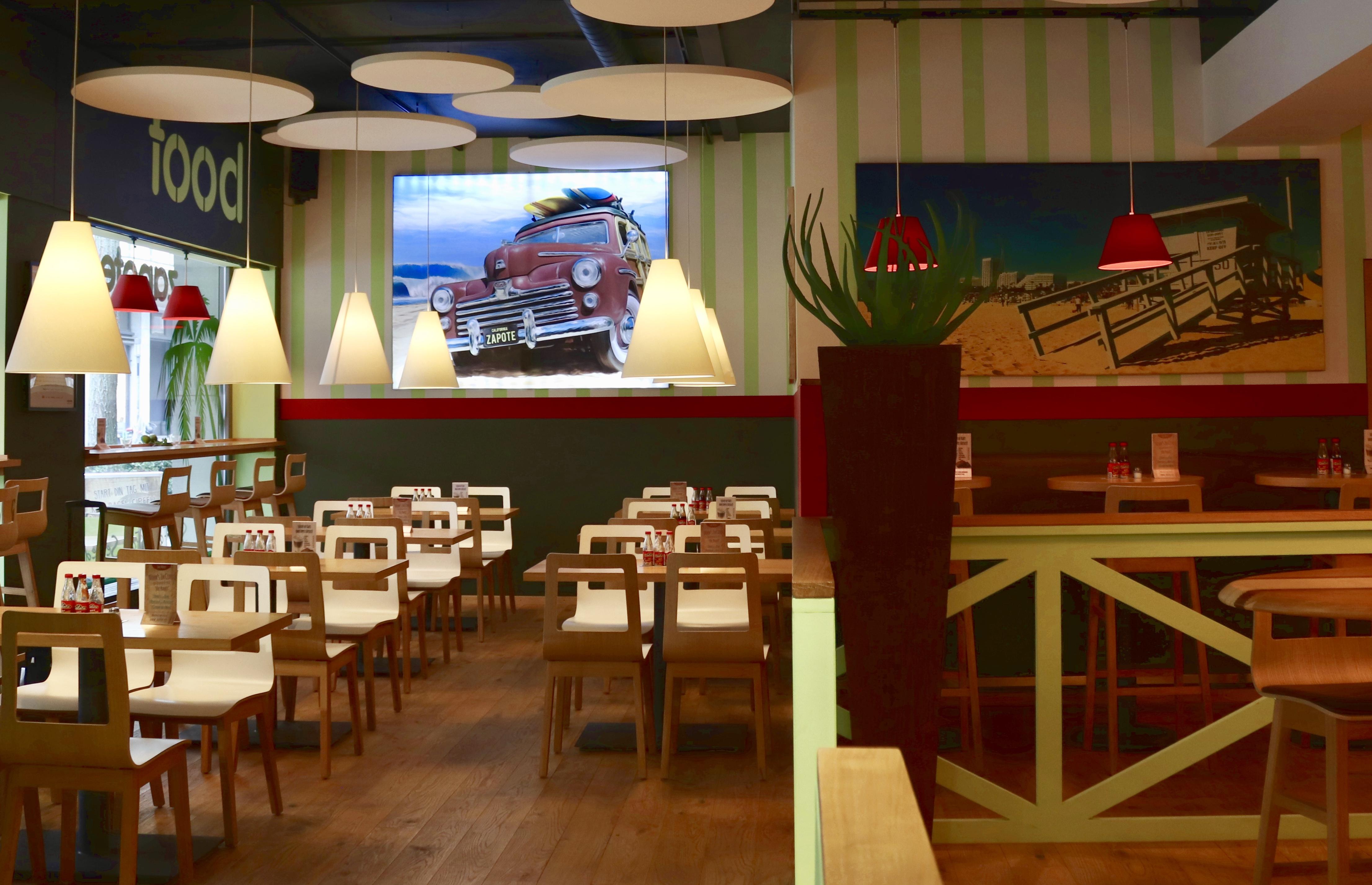 Zapote - Californian Burritos & Salads in Zürich - Ausgezeichnete ...