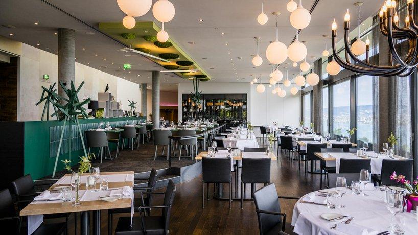 Belvoir Restaurant & Grill mit Seesicht