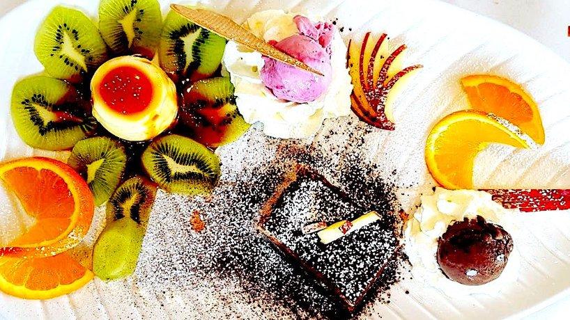 Gourmet-Dessert