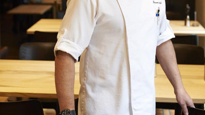 Bassem Ayad, Küchenchef