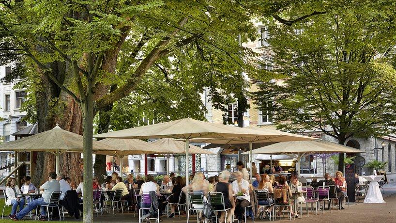 Bellini Giardino - unser Gartenrestaurant