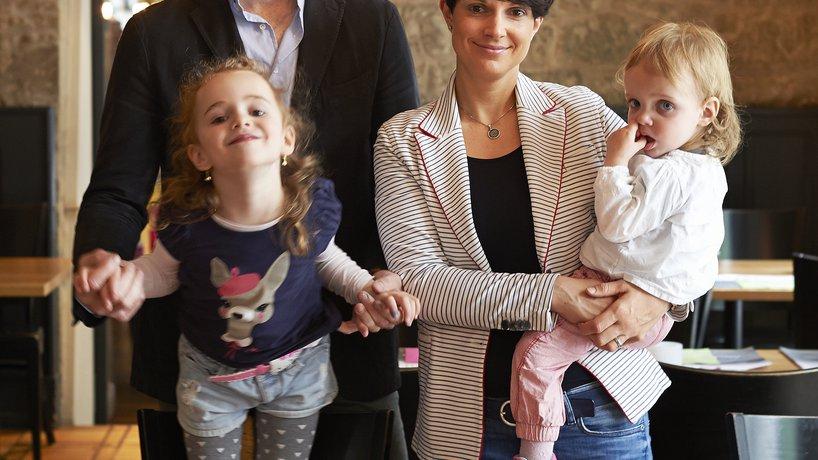 Famliie Pedrazzetti (3. und 4. Generation)