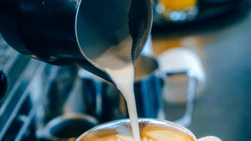 Latte Art - eine Herzensangelegenheit