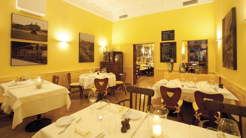 Restaurant Salmen Stuck Säli