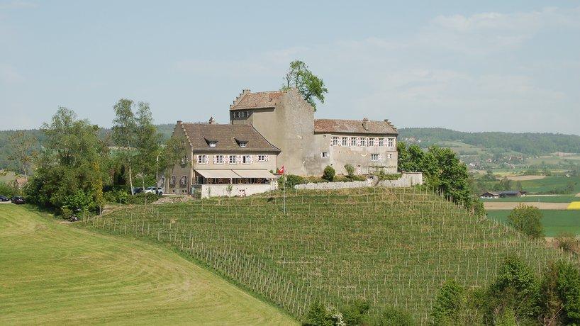 Schloss ganz