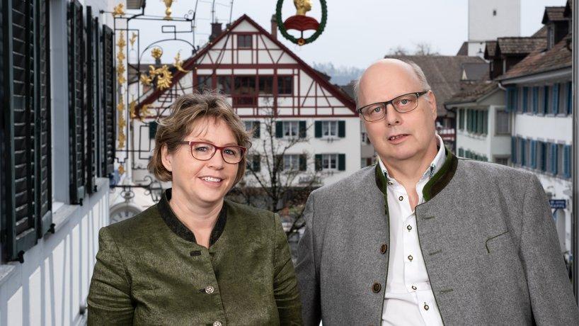 Leo und Yolanda Urschinger