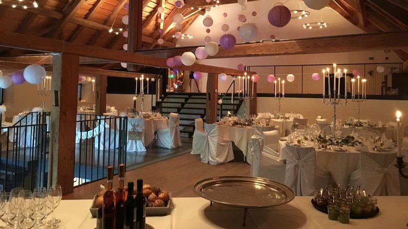 Hochzeit auf Schloss