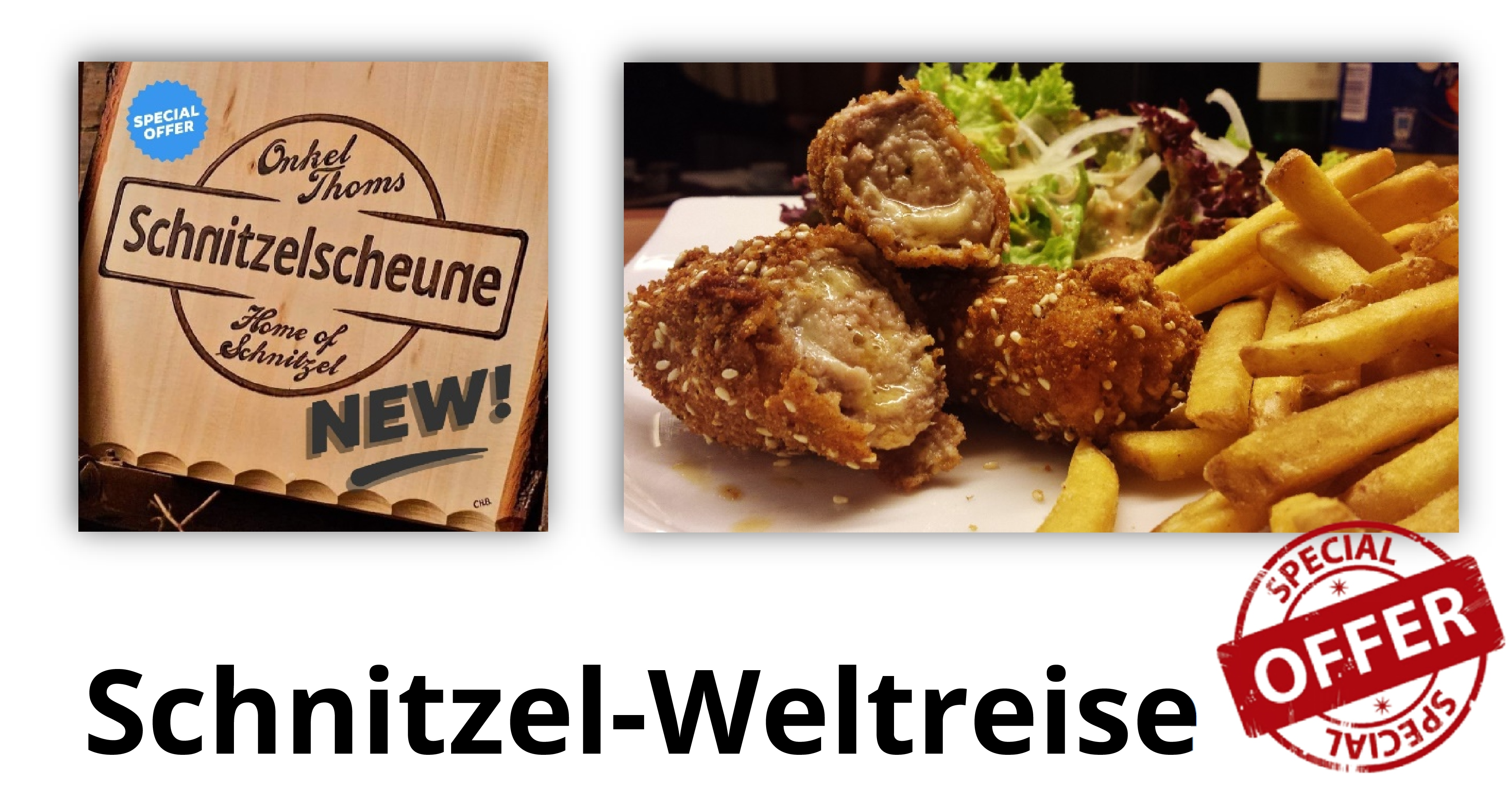 Schnitzel-Weltreise