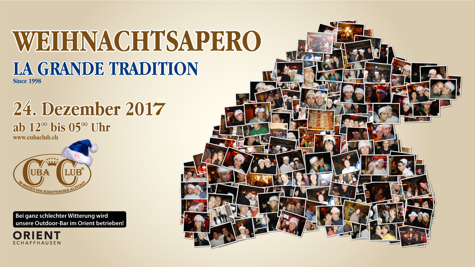 Weihnachtsapero 2017 Day Party