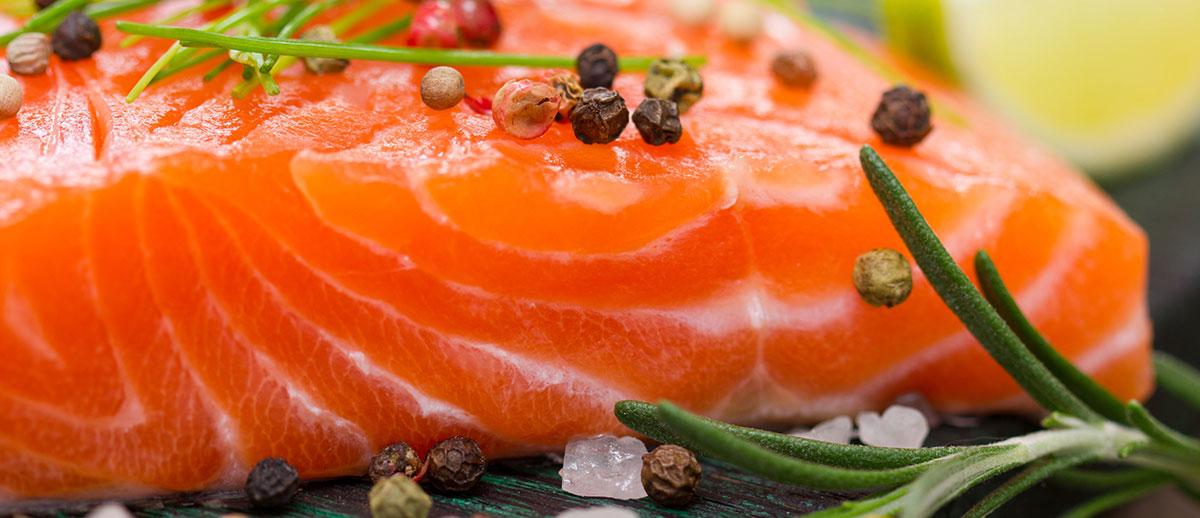 Grosses Fisch-Buffett in der fischbeiz in Kaiserstuhl