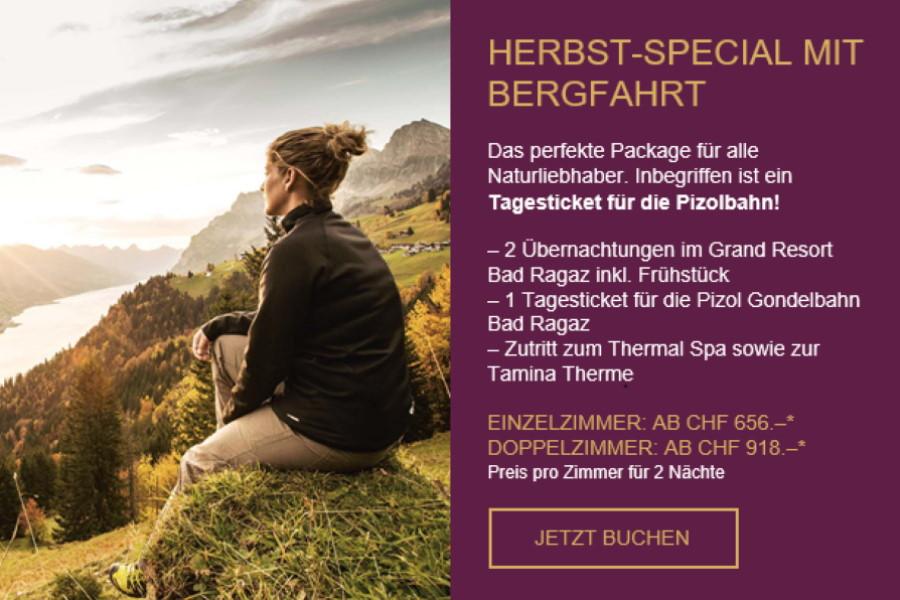 Herbstspecial mit Bergfahrt