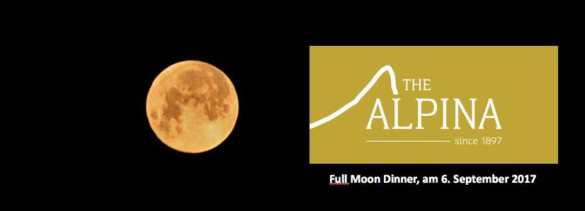 Full Moon Dinner