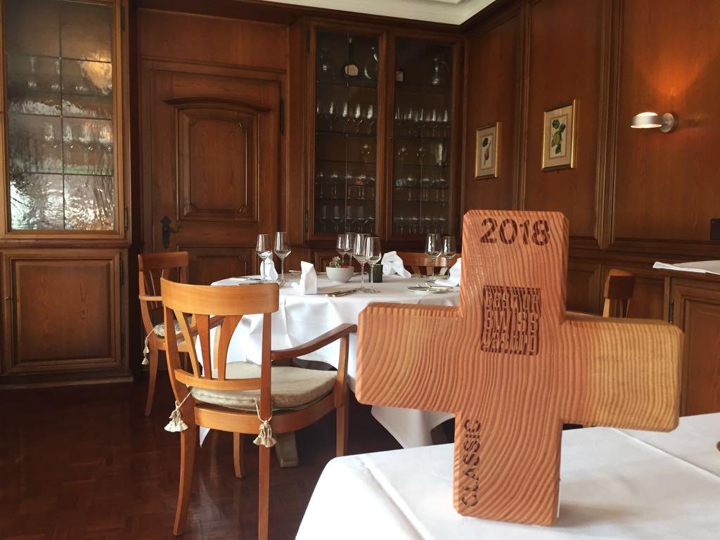 3. Platz - Best of Swiss Gastro – Kategorie Classic