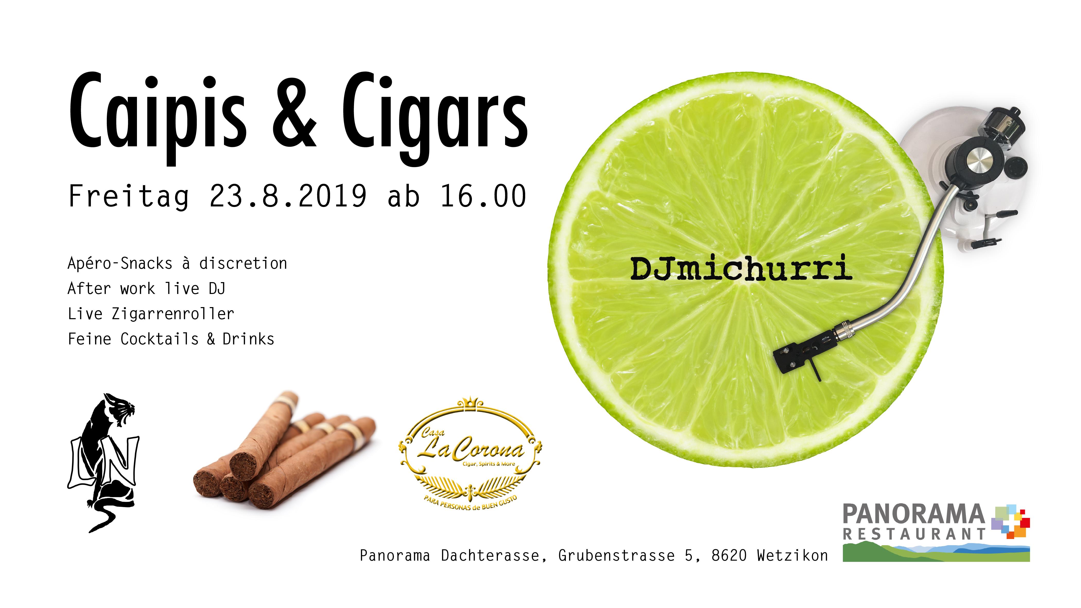 Caipis & Cigars