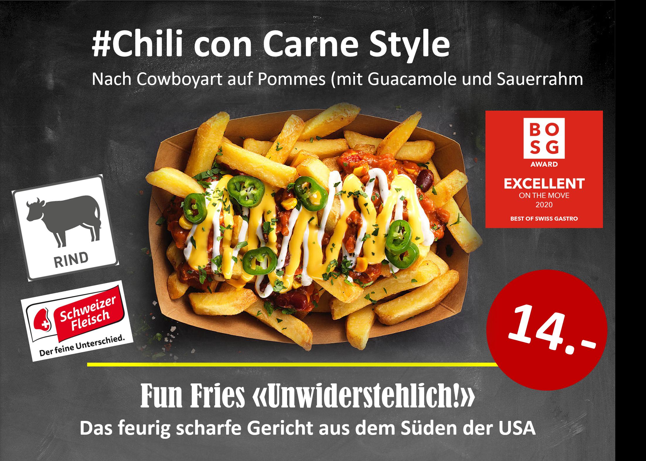 #ChiliconCarne Style, nach Cowboyart