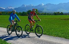 Mit dem E-Bike das Oberland entdecken