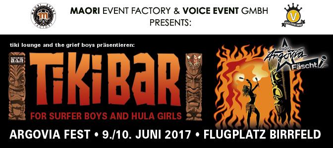 TIKI BAR - Argoviafest 2017