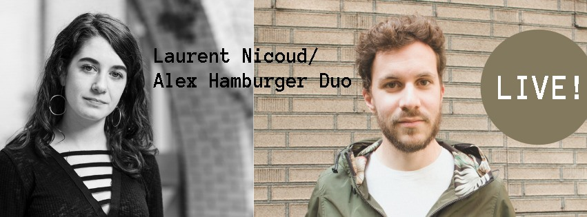 Laurent Nicoud/Alex Hamburger Duo (Live-Jazz)