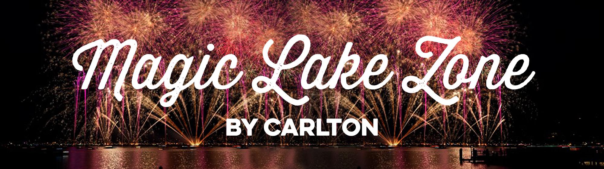 Magic Lake Zone by Carlton