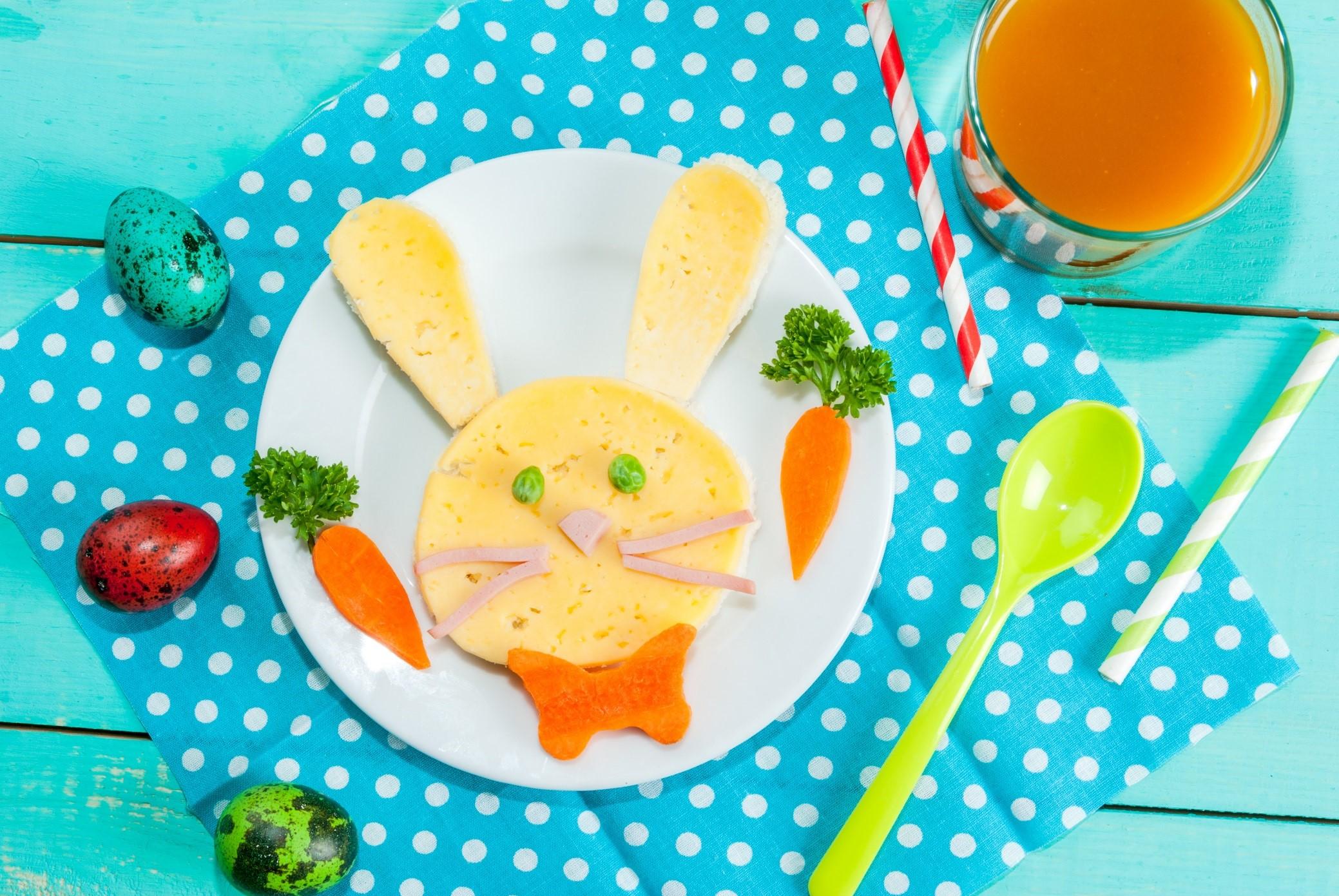 Ostersonntag Frühstück bis 14 Uhr mit Kinderanimation