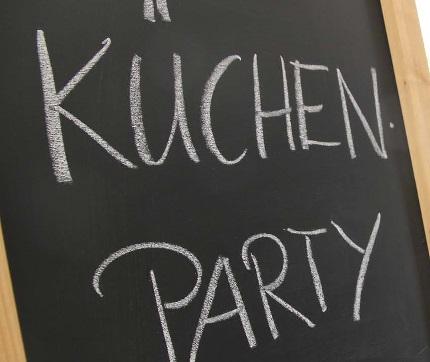 Freitag, 5. Oktober 2018 ab 18.30 Uhr Küchenparty – regional & wild