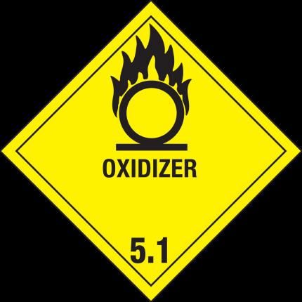 5.1, OXIDIZER, 250x250mm