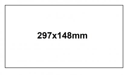 AP - Transport Label - 297x148mm