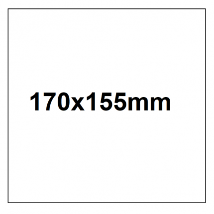 AP - 10L Single Label - 170x155mm
