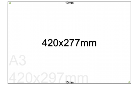AP - Drum Single Label- Size up to DIN A3