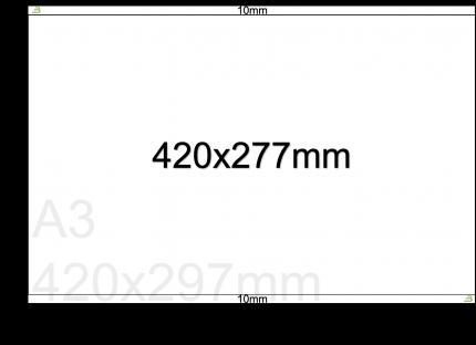 AP - Fass Single Etikett - Größe bis DIN A3