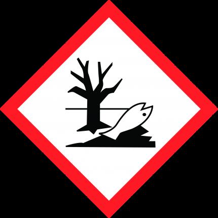 GHS09 Umweltgefährlich, 250x250mm