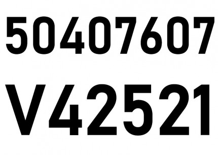 DIN A4 - 50407607 V42521, 297x210mm