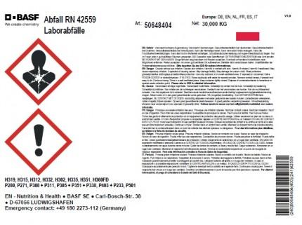 DIN A5 - Abfall RN 42559, Artikelnummer 50648404, 210x148,5mm