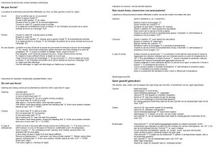 KWW - DIN A3 Etiketten - Diverse Vorlagen