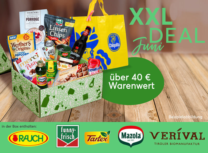 Xxl deal box juni lp