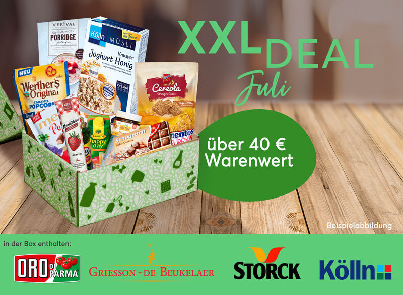 Xxl deal box juli lp