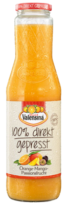 Small 4166 valensina orange mango passionsfrucht