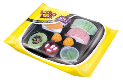 Small 5285 mini candy sushi folie schuin web