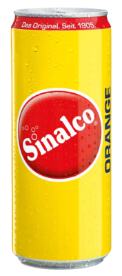 Small 5418 sinalco orange web