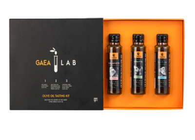 Small 5628 gaea olive oil tasting kit 2