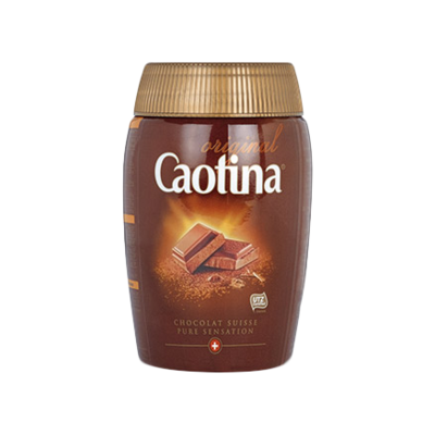 Small 5687 original caotina chocolate suisse pure sensation