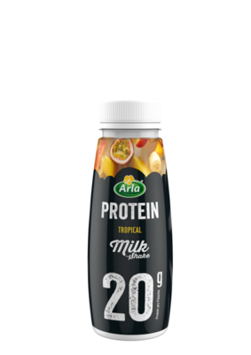 Small 6004 arla protein milk shake tropical web