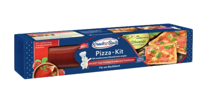 Small 6030 knack und back pizza kit