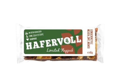 Small 6366 hafervoll limited flapjack web